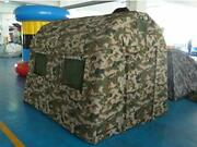Air Tight Inflatable Camping Duck Blind Ice Fishing Hunting Shanty Tent