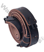 Pack Of 10 Wwii Us M1 Garand Rifle M1907 Leather Carry Sling