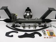 47 48 49 50 51 52 53 Dodge Truck Rack And Pinion Power Steering Conversion New