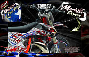 Ripper Graphics Decals Fits Sx And Sxf Ktm 2011-2020 Sx And 250sxf 450sxf And 125sx