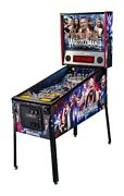 Play Field Nos Wwe Pro Playfield Only Not Pinball Machine