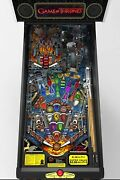 Play Field Nos Game Of Thrones Premium / Le Playfield Pinball Machine