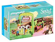 Playmobilandreg 9480 Spirit Riding Free Abigail And Boomerang With Horse Stall