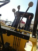 Hyster H90-155xl Control Lever For 4-spool Hydraulic Valve