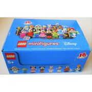 Lego Disney Minifigures Series 1 Sealed Box Contains 60 Blind Bags 71012