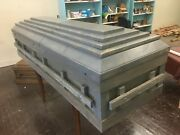 Handmade Solid Barn Wood Casket Free Local Pickup Or Delivery Within 50 Miles