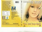 Hilary Duff-the Concert-the Girl Can Rock-music Hd-dvd