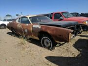 1974 Dodge Charger Right Upper Lower Door Hinge Parting Out Complete Car