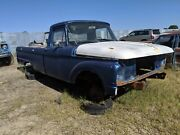 1965 Ford F100 Right Upper Lower Door Hinge Parting Out Complete Car