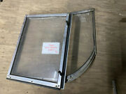1994 Cobia Monte Carlo 188 Es Left Side Rounded Windshield Frame Only No Glass