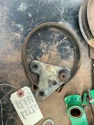 Bob Cat Ransomes 36andrdquo Walk Behind Mower Blade Drive Linkage And Pulleys