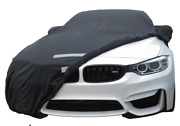 Mcarcovers Fleece Car Cover + Sun Shade For 2011-2019 Dodge Charger Mbfl_o-084