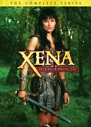 Xena Warrior Princess - The Complete Series Dvd New