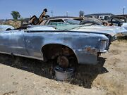 1970 Pontiac Grand Prix Right Upper Lower Door Hinge Parting Out Complete Car