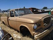 1960 Studebaker Truck Left Door Hinges Parting Out Complete Car