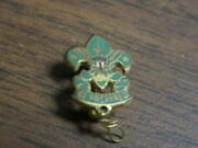 Early Boy Scout Leader Lapel Pin  C56
