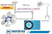 Led Ot Surgical Lights For Operation Theater Led Ot Operating Lamp C-5 1.3 Lux