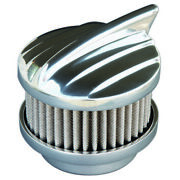 Polished Aero 2 Barrel Air Cleaner - Show Quality Aluminum 94 97 And 98 Carbs