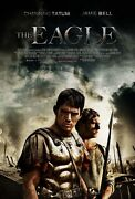 Channing Tatum The Eagle 27x41 Authentic Double Sided Theatre Poster