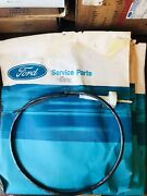 Nos Ford 1960-63 Falcon And Mercury Comet Heater Switch And Cable C2dz-18578-a