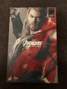 1/6 Scale Hot Toys The Avengers Age Of Ultron Thor Marvel