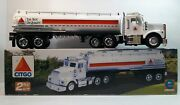 1997 Citgo Collectibles Toy Tanker Truck, 2nd In Series Nib