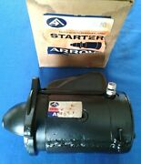 Nors Remanufactured Arrow Starter Fs20 Ford Mercury 144 170 6 Cylinder 1962-74