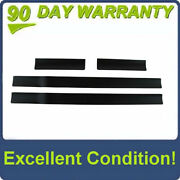 2005-2015 Toyota Tacoma Oem Door Sill Protector Genuine Accessories Pt747-35051