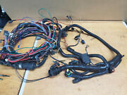 Mercruiser Gm 3.0l Engine Wire Harness 2006 34-886337a01 Complete