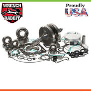 Wrench Rabbit Complete Engine Rebuild Kit For Yamaha Yz450f 14-15