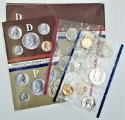 United States Mint 1984 Uncirculated Coin Set