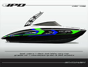 Ipd Boat Graphic Kit For Yamaha 242 Limited Sx240 Ar240 Kw Design