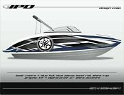 Ipd Boat Graphic Kit For Yamaha 242 Limited Sx240 Ar240 Ns Design