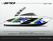 Ipd Boat Graphic Kit For Yamaha 242 Limited, Sx240, Ar240 Rm Design