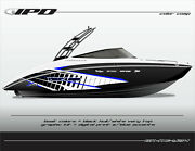 Ipd Boat Graphic Kit For Yamaha 242 Limited Sx240 Ar240 Kc Design