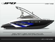 Ipd Boat Graphic Kit For Yamaha Sx190 Sx192 Ar190 And Ar192 Ns Design