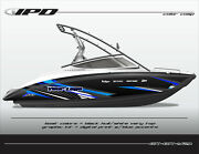 Ipd Boat Graphic Kit For Yamaha 212x 212ss Sx210 And Ar210 Bk Design