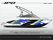 Ipd Boat Graphic Kit For Yamaha 212x, 212ss, Sx210, And Ar210 Rm Design