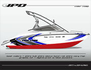 Ipd Boat Graphic Kit For Yamaha 212x 212ss Sx210 And Ar210 Js Design