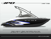 Ipd Boat Graphic Kit For Yamaha 212x 212ss Sx210 And Ar210 Kc Design