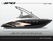 Ipd Boat Graphic Kit For Yamaha Sx190 Sx192 Ar190 And Ar192 Kc Design