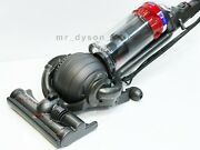 Dyson Dc25 Blitz It Ball Upright Hoover Vacuum Cleaner Red - Serviced And Cleaned
