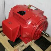 Lincoln 75 Hp 1800 Rpm Odp 230/460 Volts 365ts Fire Pump 3 Phase Motor Lm80271
