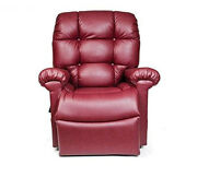 Golden Technologies Maxicomfort Cloud Pr-510 M/l Dual Lift Chair Recliner Red
