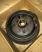 Nos Ford 1960-66 Mustang Falcon Front Andnbsphub/brake Drum 4 Lug 6 Cylind C1dz-1102-b