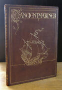 The Rime Of The Ancient Mariner 1910 Samuel Coleridge Willy Pogany Signed 1st