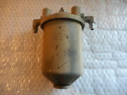 Onan Fuel Filter Assembly P/ns 101488 244351 Mep-002a / 003a Military Generator