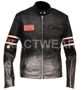 New House M.d Rtai Sports Motorcycle Mens Leather Jacket - Excellent Quality