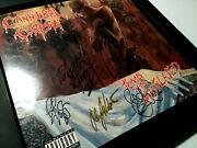 Cannibal Corpse Andndash Tomb Of The Mutilated Andndash Fully Signed By The Original Lineup
