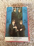 The Beatles Nems Playing Cards